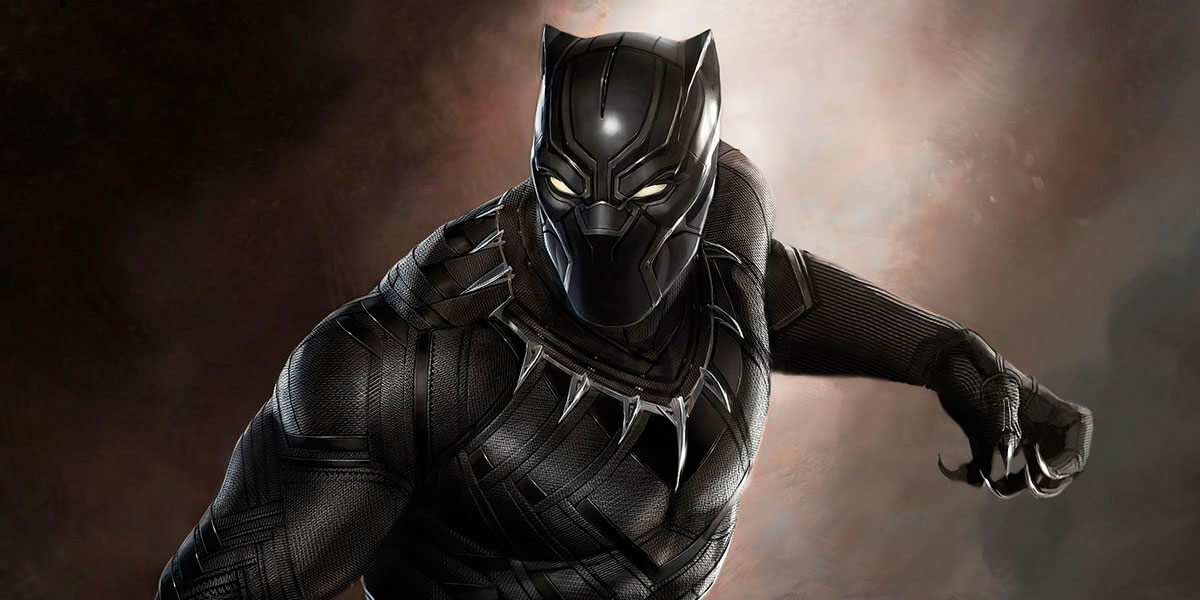 Liberan el primer poster de Black Panther - pgiovas
